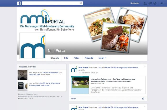 Kunde NMI Portal laufende Betreuung