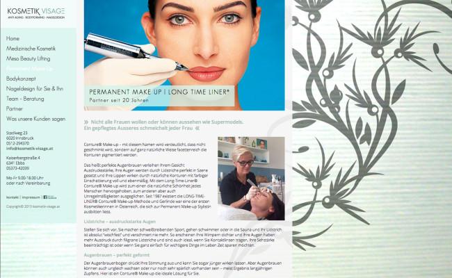 werbeagentur-tirol-kosmeik_visage-website-design-unterseite3