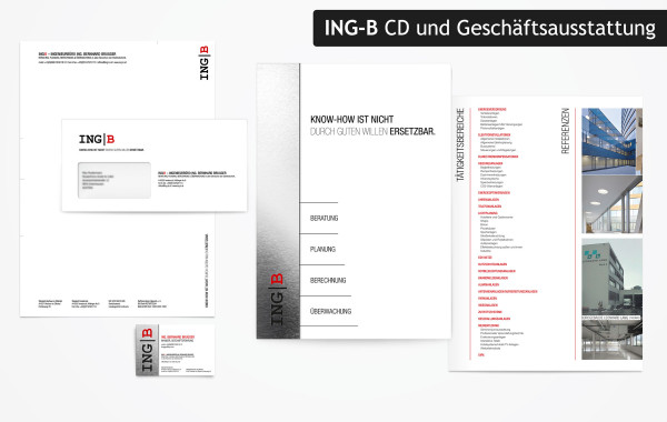 ING-B – Corporate Design