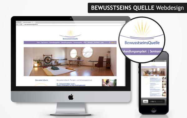 Newslettermarketing und Webdesign für BWQ