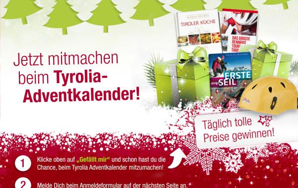 Kunde Tyrolia Adventkalender
