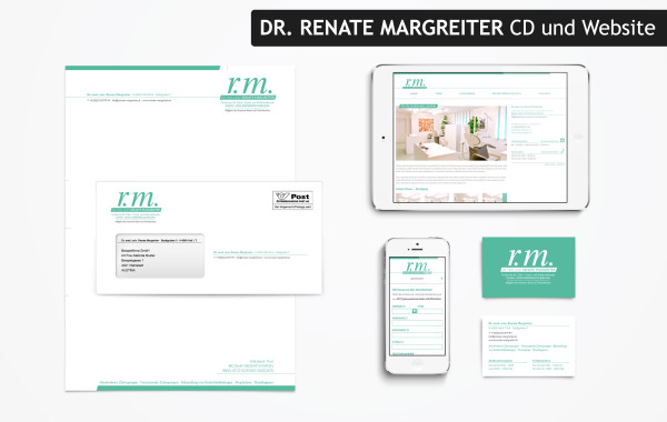 Renate Margreiter – Corporate Design